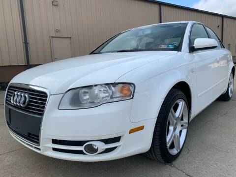 2007 Audi A4 for sale at Prime Auto Sales in Uniontown OH