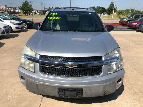 2005 Chevrolet Equinox for sale at Moore Imports Auto in Moore OK