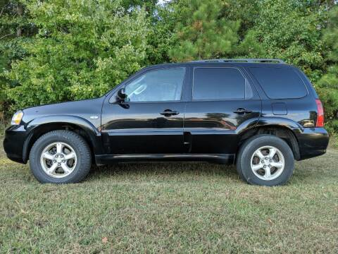 2005 Mazda Tribute for sale at Harris Motors Inc in Saluda VA