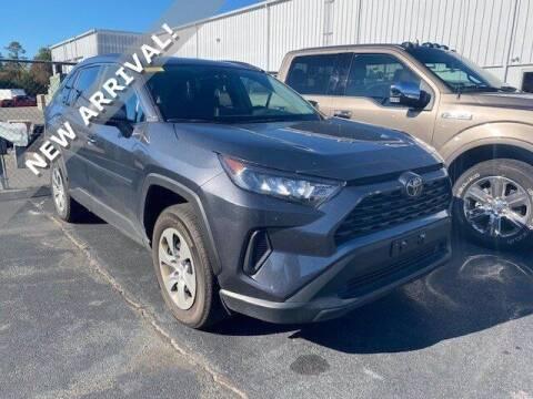 2021 Toyota RAV4 for sale at Gentilini Motors in Woodbine NJ