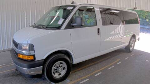 2018 Chevrolet Express Passenger for sale at Adams Auto Group Inc. in Charlotte NC