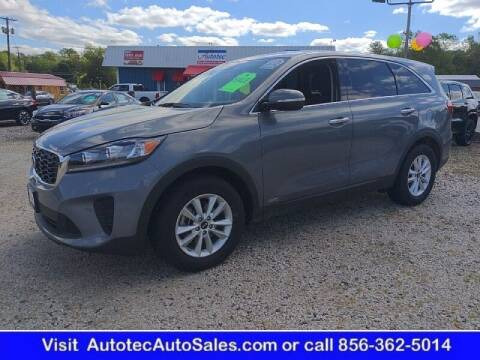 2020 Kia Sorento for sale at Autotec Auto Sales in Vineland NJ