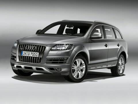 2015 Audi Q7 for sale at CHEVROLET OF SMITHTOWN in Saint James NY