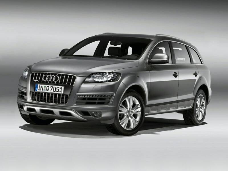 2015 Audi Q7 for sale at Mercedes-Benz of North Olmsted in North Olmstead OH