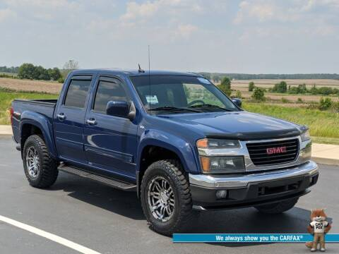 2010 GMC Canyon for sale at Bob Walters Linton Motors in Linton IN