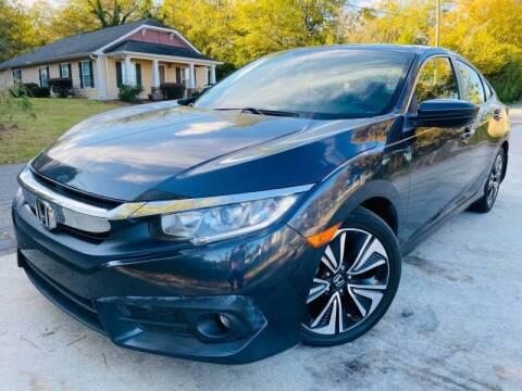 2017 Honda Civic for sale at E-Z Auto Finance in Marietta GA