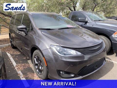 2019 Chrysler Pacifica for sale at Sands Chevrolet in Surprise AZ