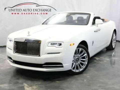 2019 Rolls-Royce Dawn for sale at Cj king of car loans/JJ's Best Auto Sales in Troy MI