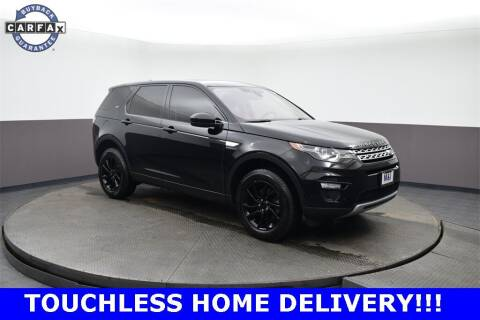 2018 Land Rover Discovery Sport for sale at M & I Imports in Highland Park IL