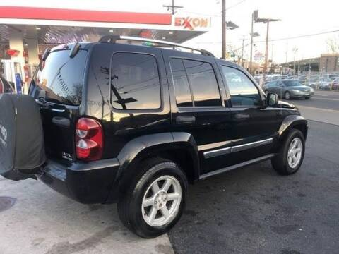 2006 Jeep Liberty for sale at GLOBAL MOTOR GROUP in Newark NJ
