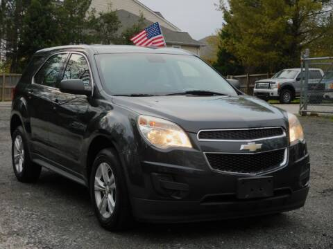 2013 Chevrolet Equinox for sale at Prize Auto in Alexandria VA