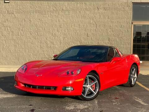 2013 Chevrolet Corvette for sale at MILANA MOTORS in Omaha NE