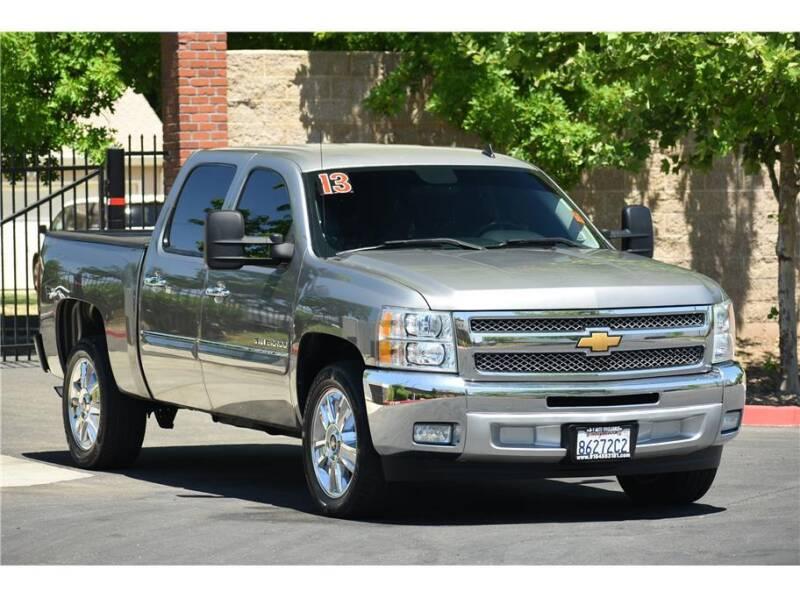 2013 Chevrolet Silverado 1500 for sale at A-1 Auto Wholesale in Sacramento CA