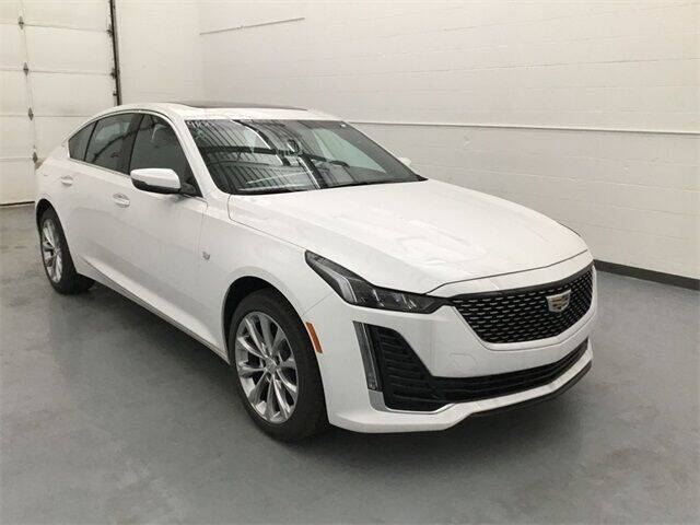 2021 Cadillac CT5 for sale in Waterbury, CT