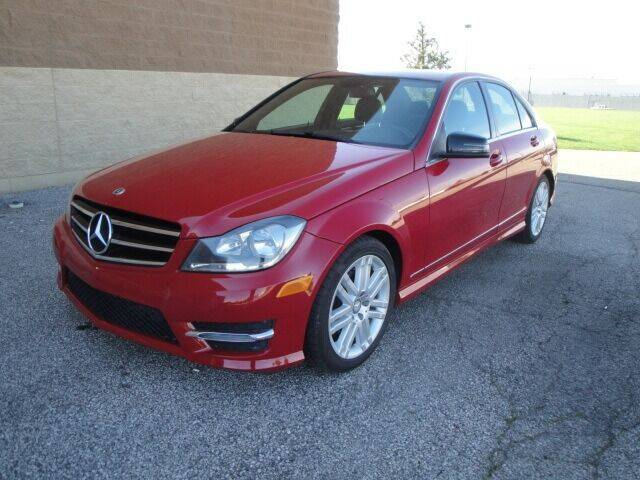 2014 Mercedes-Benz C-Class for sale at Columbus Car Company LLC in Columbus OH