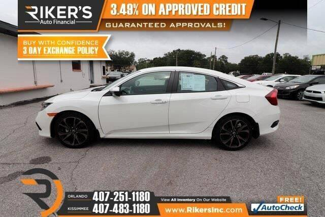 2020 Honda Civic for sale in Kissimmee, FL
