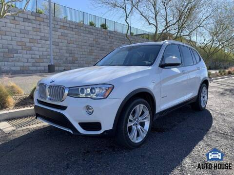 2016 BMW X3 for sale at AUTO HOUSE TEMPE in Tempe AZ
