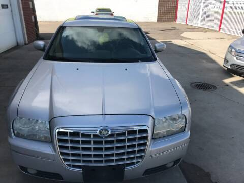 2007 Chrysler 300 for sale at Supreme Stop Auto Sales in Detroit MI