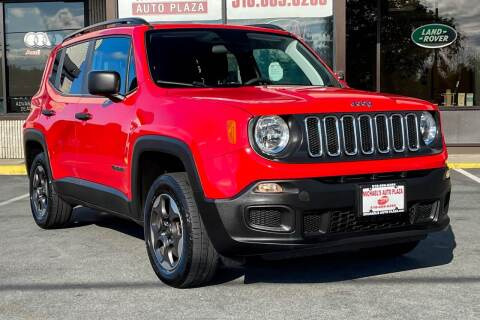 2018 Jeep Renegade for sale at Michaels Auto Plaza in East Greenbush NY