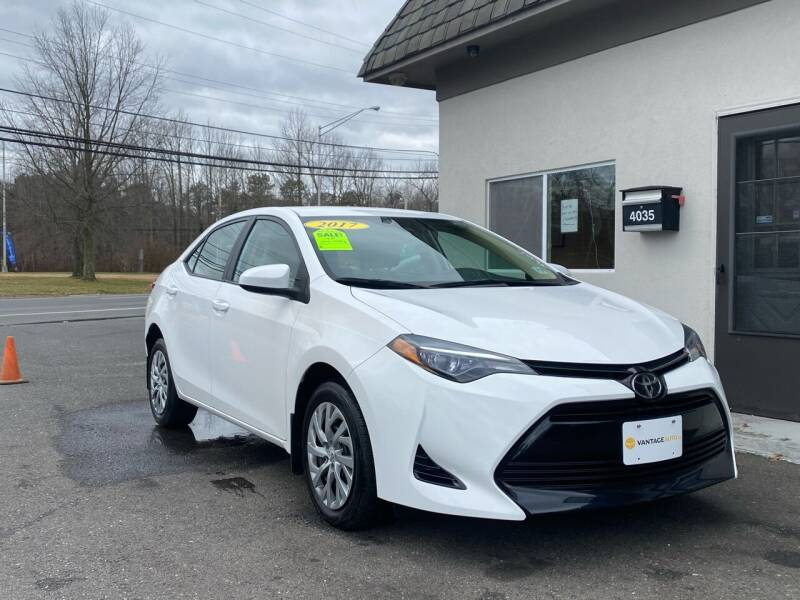 2017 Toyota Corolla for sale at Vantage Auto Group in Tinton Falls NJ