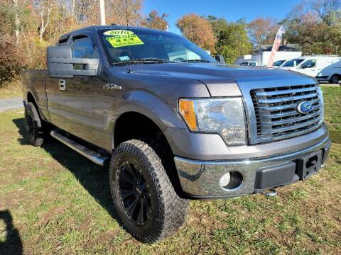 2010 Ford F-150 for sale at Showcase Auto & Truck in Swansea MA