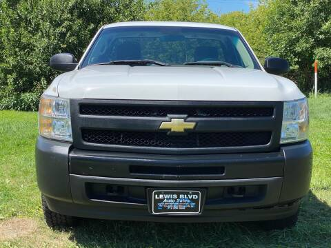 2011 Chevrolet Silverado 1500 for sale at Lewis Blvd Auto Sales in Sioux City IA