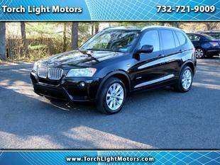 2013 BMW X3 for sale at Torch Light Motors in Parlin NJ