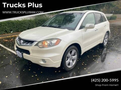 2008 Acura RDX for sale at Trucks Plus in Seattle WA