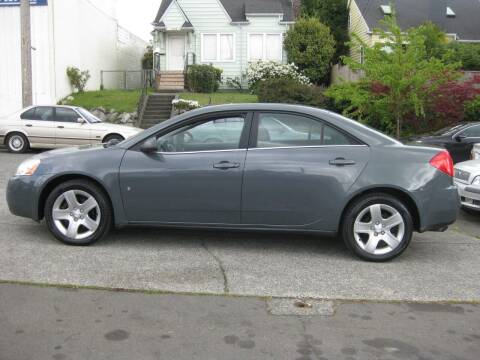2008 Pontiac G6 for sale at UNIVERSITY MOTORSPORTS in Seattle WA