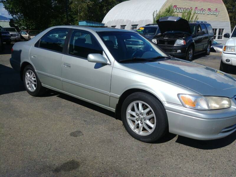 2000 Toyota Camry for sale at Low Auto Sales in Sedro Woolley WA