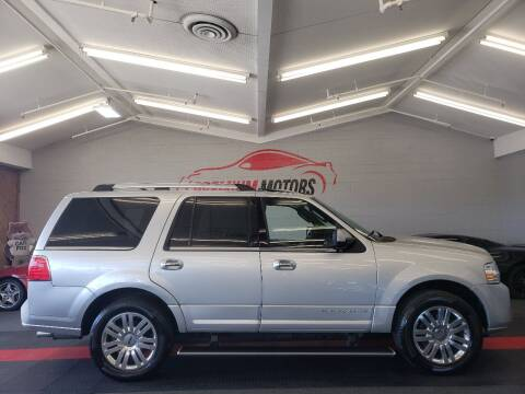 2012 Lincoln Navigator for sale at Premium Motors in Villa Park IL