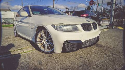 2011 BMW 3 Series for sale at Paisanos Chevrolane in Seattle WA