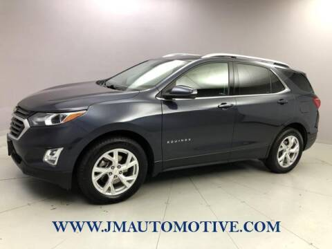 2018 Chevrolet Equinox for sale at J & M Automotive in Naugatuck CT