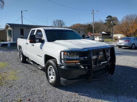 2016 Chevrolet Silverado 1500 for sale at Wholesale Auto Inc in Athens TN