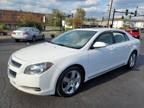 2011 Chevrolet Malibu for sale at Shaddai Auto Sales in Whitehall OH