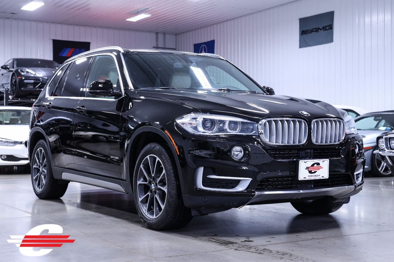 Cantech automotive: 2017 BMW X5 3.0L I6 Turbocharger SUV