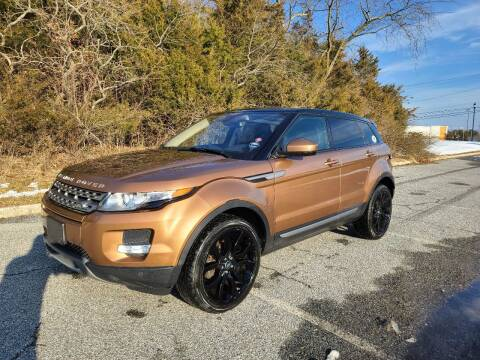 2015 Land Rover Range Rover Evoque for sale at Premium Auto Outlet Inc in Sewell NJ