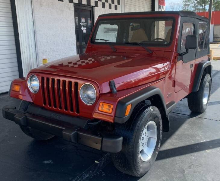 1999 Jeep Wrangler for sale at Tiny Mite Auto Sales in Ocean Springs MS
