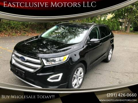 2018 Ford Edge for sale at Eastclusive Motors LLC in Hasbrouck Heights NJ