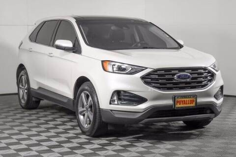 2019 Ford Edge for sale at Chevrolet Buick GMC of Puyallup in Puyallup WA