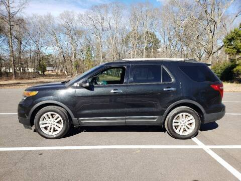 2015 Ford Explorer for sale at Space & Rocket Auto Sales in Hazel Green AL