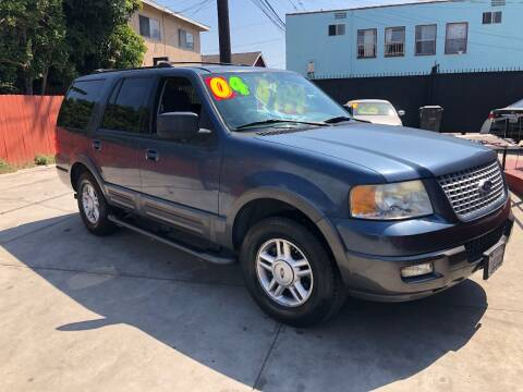 2004 Ford Expedition for sale at The Lot Auto Sales in Long Beach CA