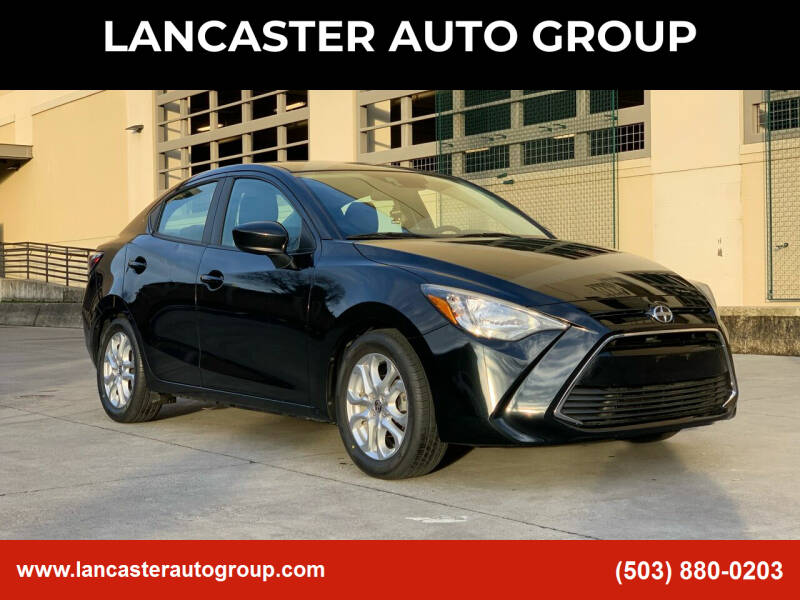 2016 Scion iA for sale at LANCASTER AUTO GROUP in Portland OR