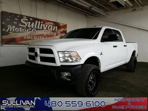 2015 RAM Ram Pickup 2500 for sale at TrucksForWork.net in Mesa AZ