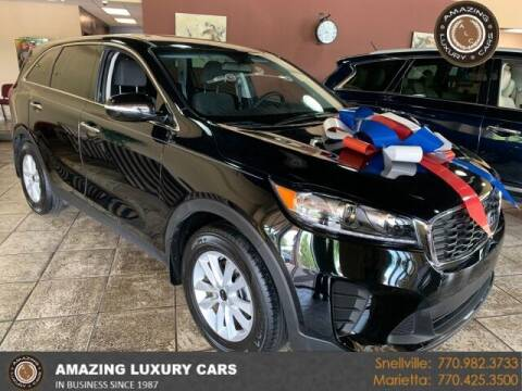 2019 Kia Sorento for sale at Amazing Luxury Cars in Snellville GA