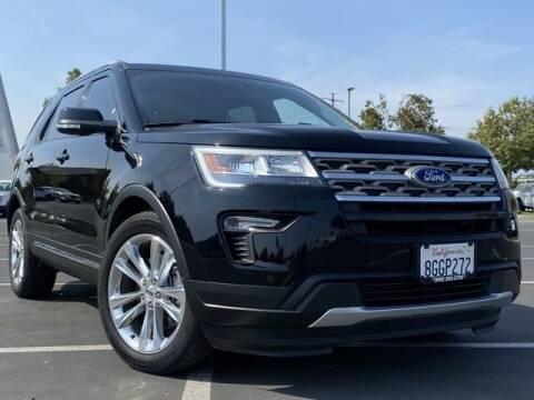 2018 Ford Explorer for sale at gogaari.com in Canoga Park CA