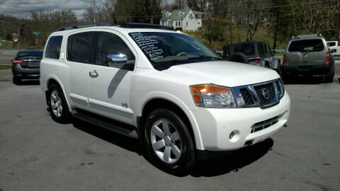 2008 Nissan Armada for sale at DISCOUNT AUTO SALES in Johnson City TN