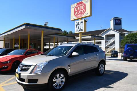 2011 Cadillac SRX for sale at Houston Used Auto Sales in Houston TX