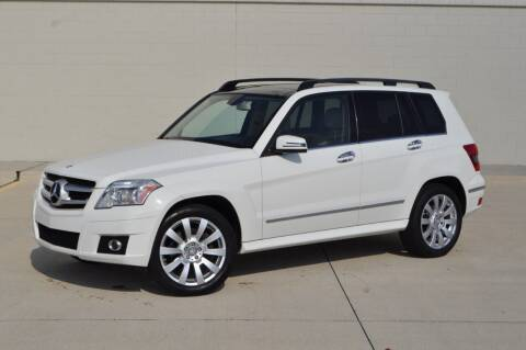 2012 Mercedes-Benz GLK for sale at Select Motor Group in Macomb Township MI