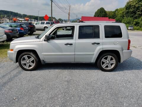 2007 Jeep Patriot for sale at Magic Ride Auto Sales in Elizabethton TN